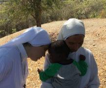 Mision Banica Iglesia en salida Hermanas Pobres Bonaerenses de San José