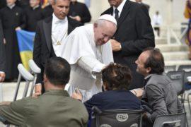 Papa Francisco audiencia del miércoles 28-08-19