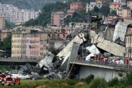 Derrumbe puente Morandi Genova, el Papa envía una carta