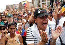 Venezuela: Protesta contra el gobierno, los obispo llaman la atención a Maduro