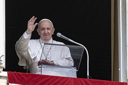 El papa Francisco anuncia la creación de 13 nuevos cardenales