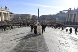 Papa Audiencia miércoles