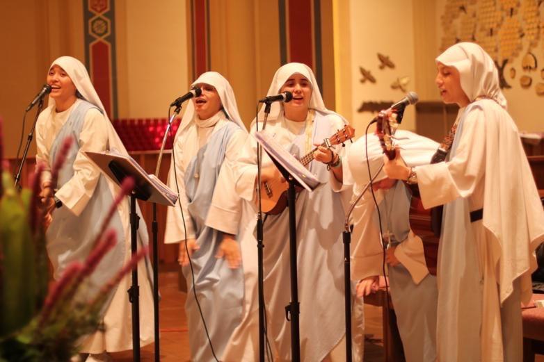 Comunicadoras Eucarísticas del Padre Celestial visitan Nueva York