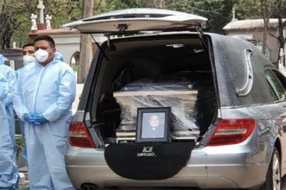 El padre Jorge Ortiz-Garay descansa finalmente en paz en México