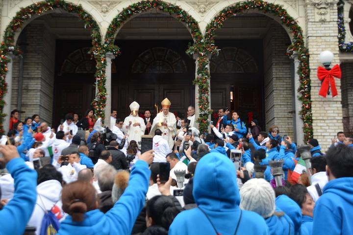 Mons. Nicholas DiMarzio celebra medio siglo de sacerdocio