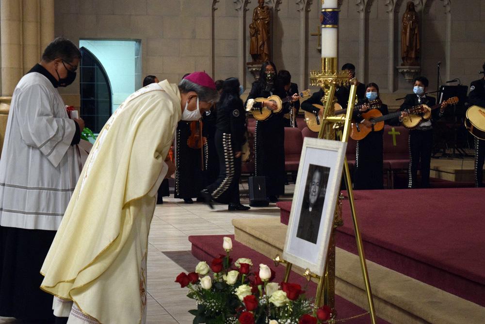 Celebración cultural de la vida del padre Jorge Ortiz-Garay