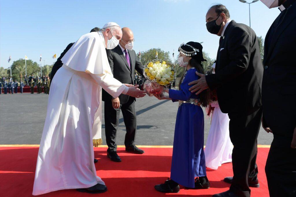 El Papa afirma que su 'emblemático' viaje a Irak es un 'deber'
