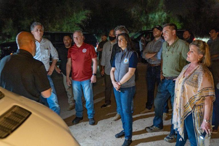 La congresista Nicole Malliotakis viajó al Valle del Río Grande para conocer en persona la realidad en la frontera