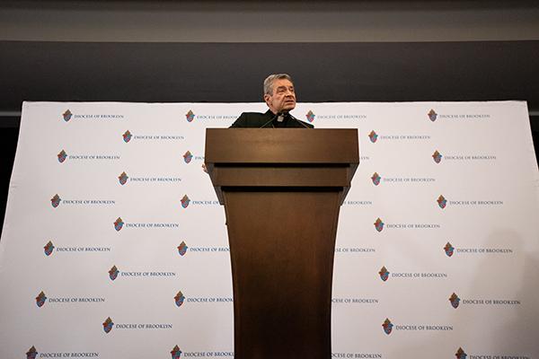 El obispo electo Robert Brennan establece sus prioridades mientras se prepara para dirigir la Diócesis de Brooklyn
